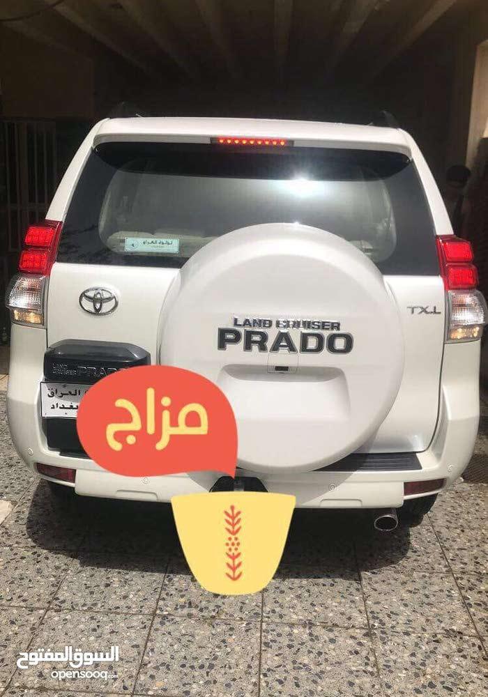 Used condition Toyota Prado 2011 with 0 km mileage