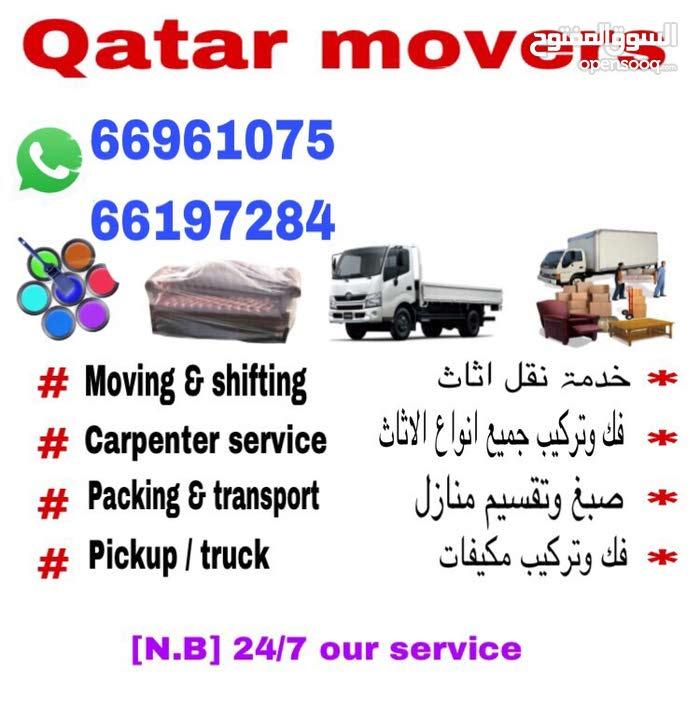 moving & shifting service .