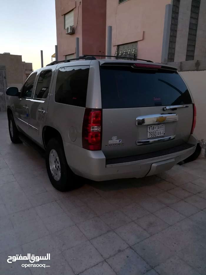 Gold Chevrolet Tahoe 2014 for sale
