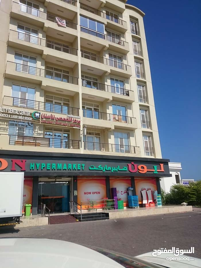 neighborhood Muscat city - 105 sqm apartment for rent