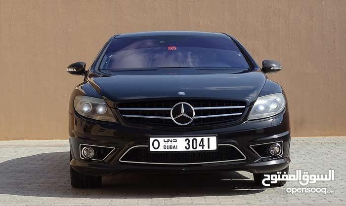 2009 Mercedes Benz in Abu Dhabi