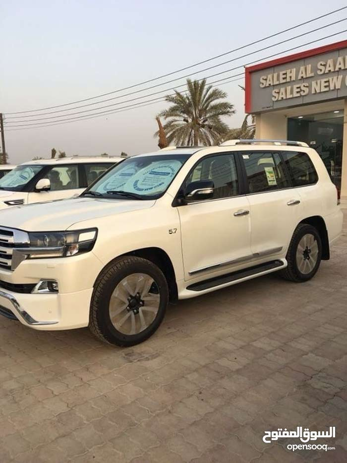 Toyota Land Cruiser 2018 For Sale