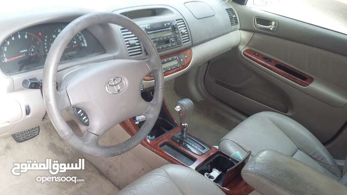 Used condition Toyota Camry 2004 with 130,000 - 139,999 km mileage