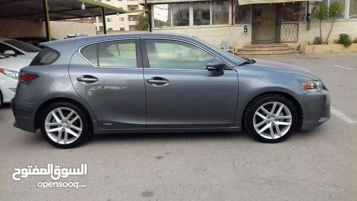 Lexus CT 2014 For sale - Grey color