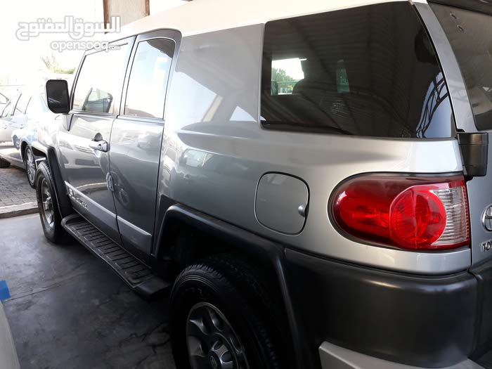 Toyota FJ Cruiser in Misrata