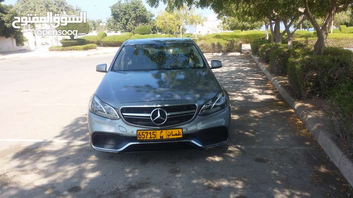 Automatic Mercedes Benz 2015 for sale - Used - Sohar city