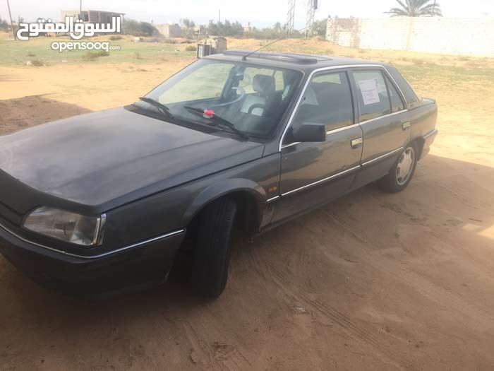 Brown Renault 25 1988 for sale