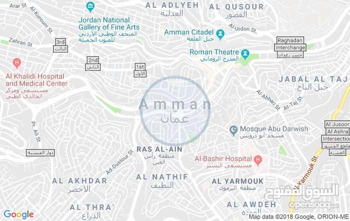 Safut neighborhood Amman city - 180 sqm apartment for rent