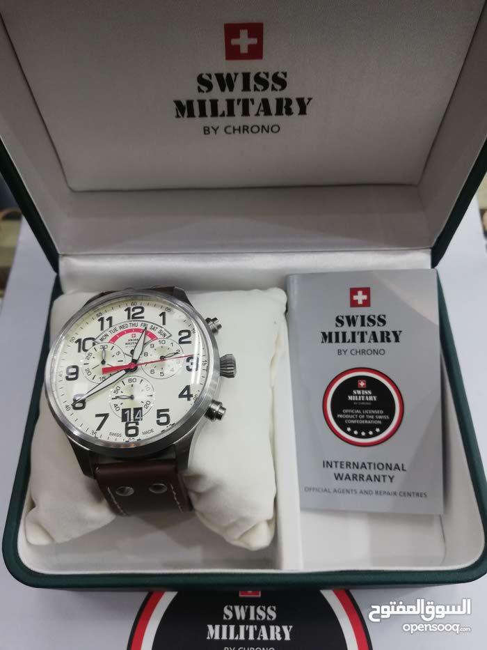 9e590bbfd ساعة Swiss military جديدة غير مستعملة للبيع - (102900416)   السوق المفتوح