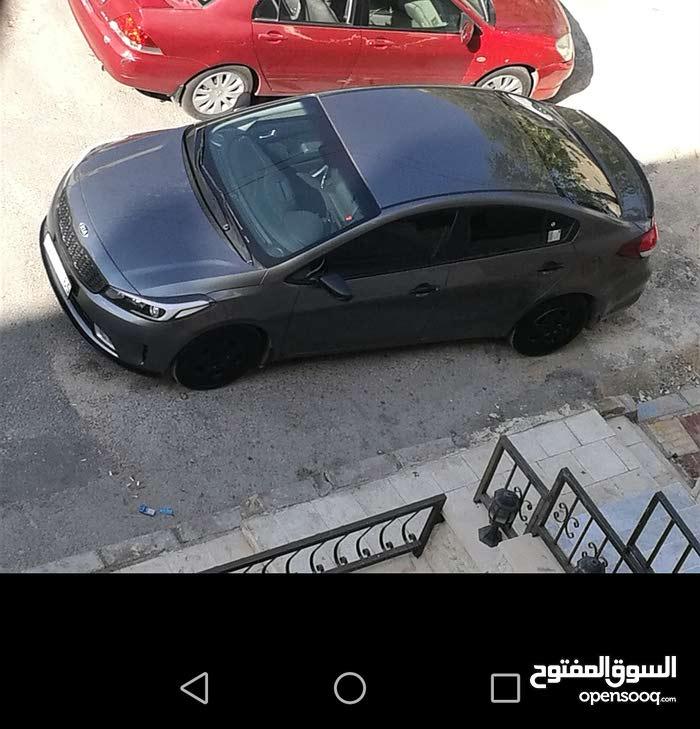 بيع سيارة كيا سيراتو 2018