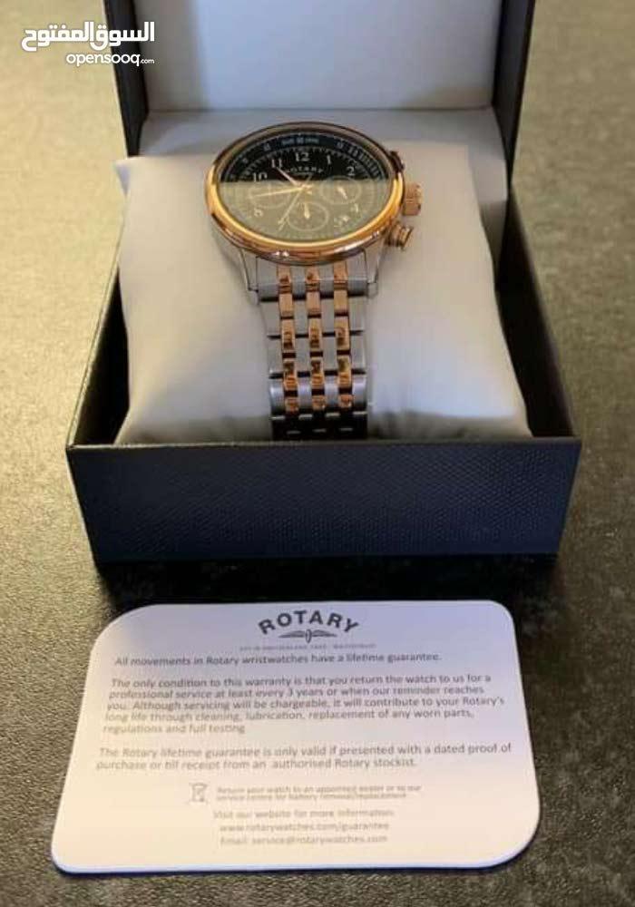 5ad0ba502 wonderful orgenal rotary men watch for sale ساعة روتاري الأصلية الأنيقة  للبيع - (105490974) | السوق المفتوح