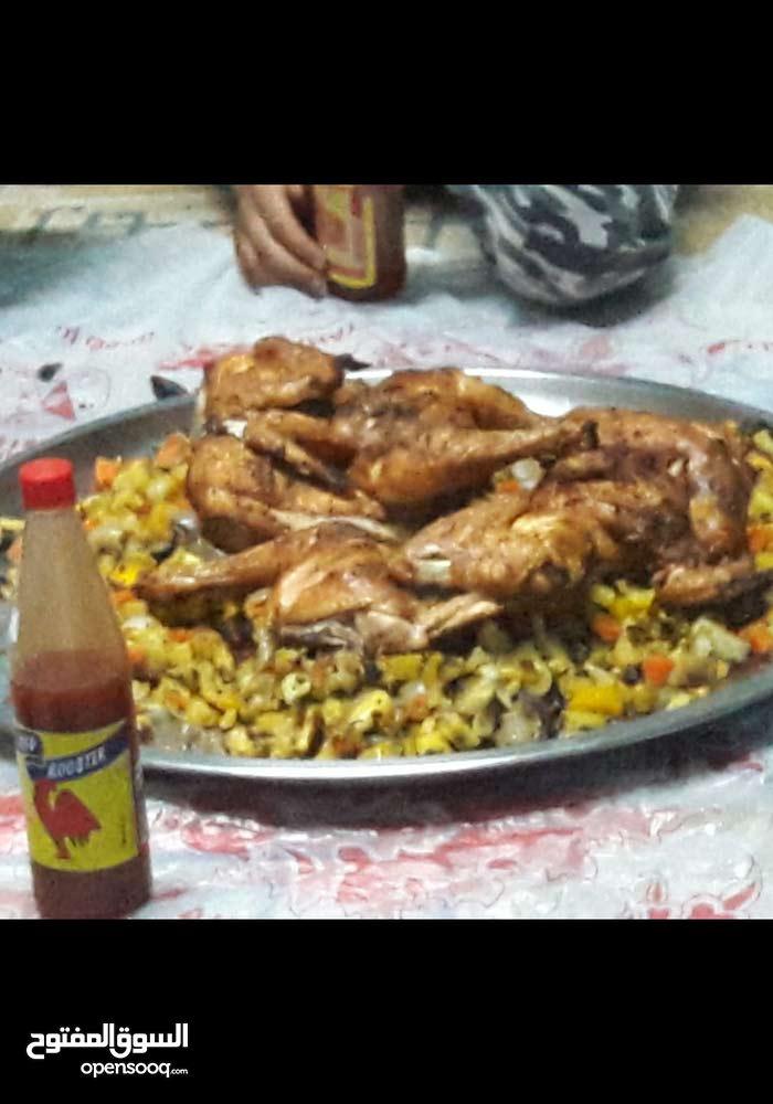 مطلوب طباخ هندي