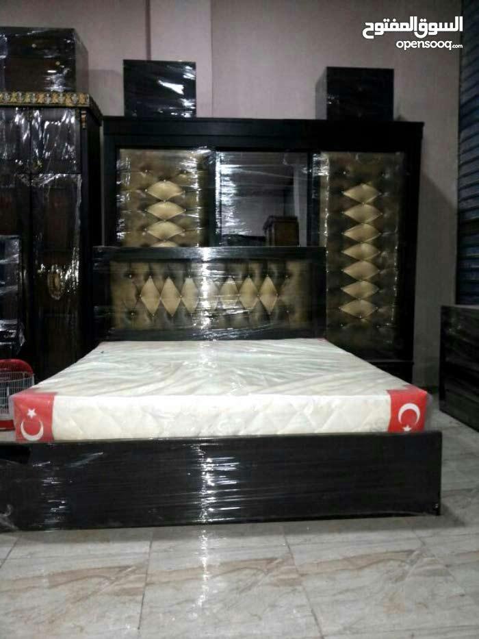غرف نوم جديده درفات  سحاب طابق 1 ب250فقط