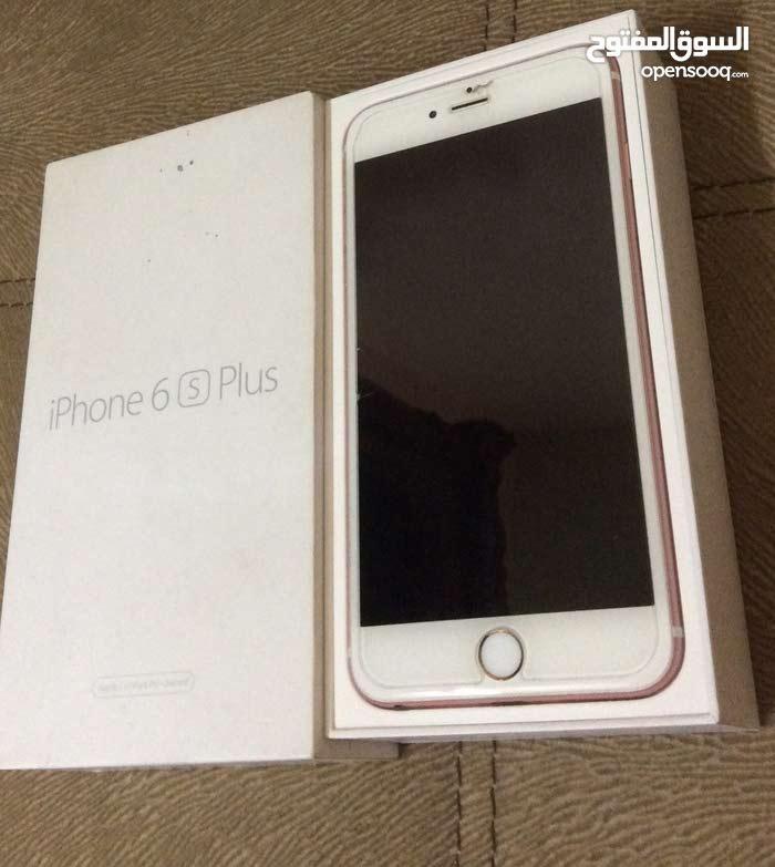 جهاز ايفون 6s plus 64gb
