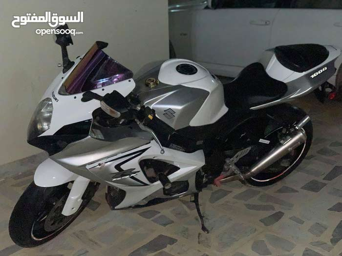 Buy a Used Suzuki motorbike made in 2008