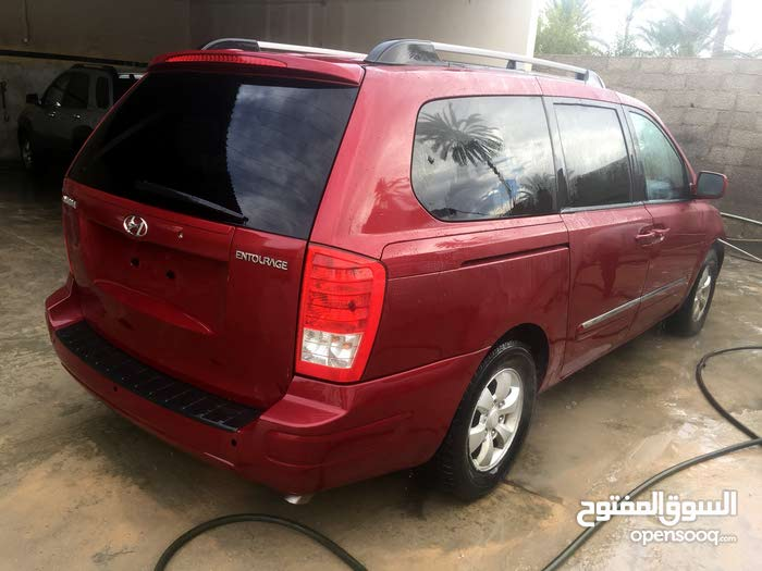 Automatic Hyundai 2008 for sale - Used - Al-Khums city