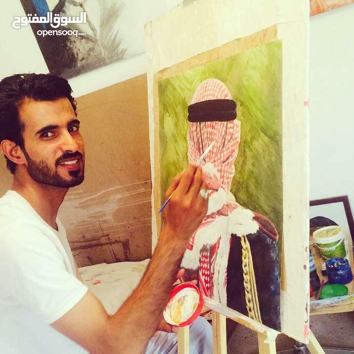 لوحات فنية حاصلة على شهادات معتمدة وجوائز دولية