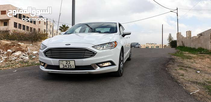 Available for sale! 60,000 - 69,999 km mileage Ford Fusion 2017