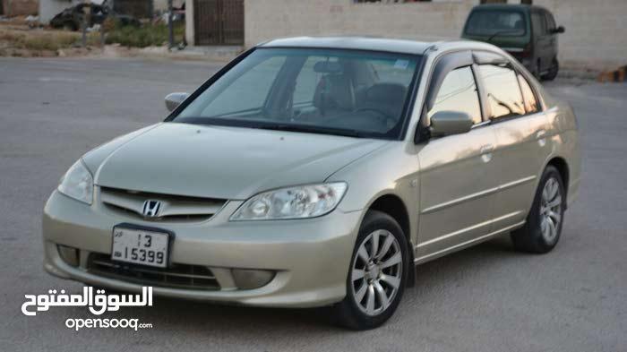 0 km Honda Civic 2005 for sale
