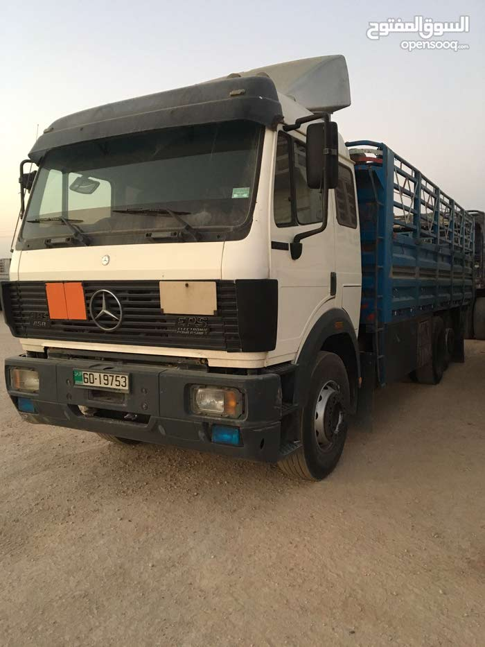 A Truck is available for sale in Irbid - (108209568) | Opensooq