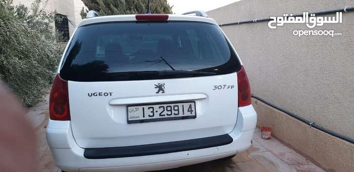 Used Peugeot 307 in Zarqa