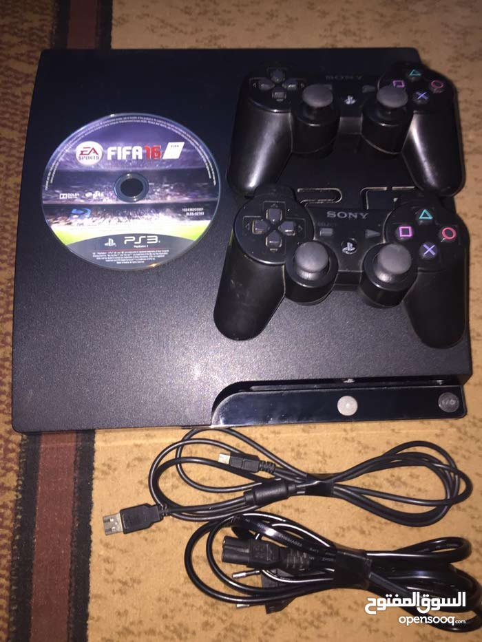 Own a Used Playstation 3 with special specs and add ons