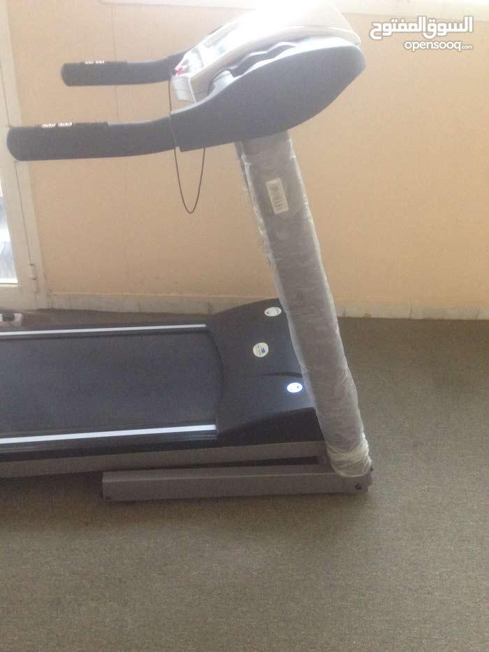 جهاز مشي رياضي treadmill مع ميزه رفع اتوماتيكي