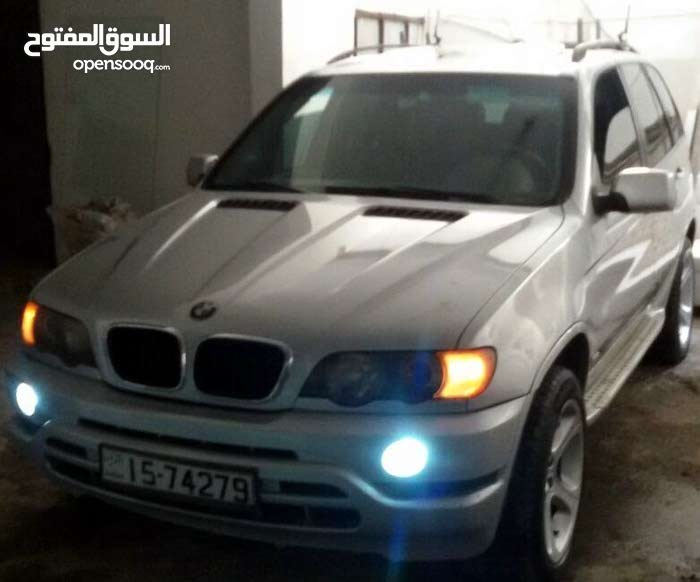 BMW X5 2001 for sale in Amman