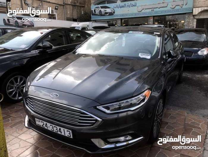 New condition Ford Fusion 2017 with 30,000 - 39,999 km mileage