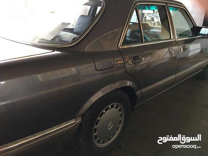Used Mercedes Benz 1991