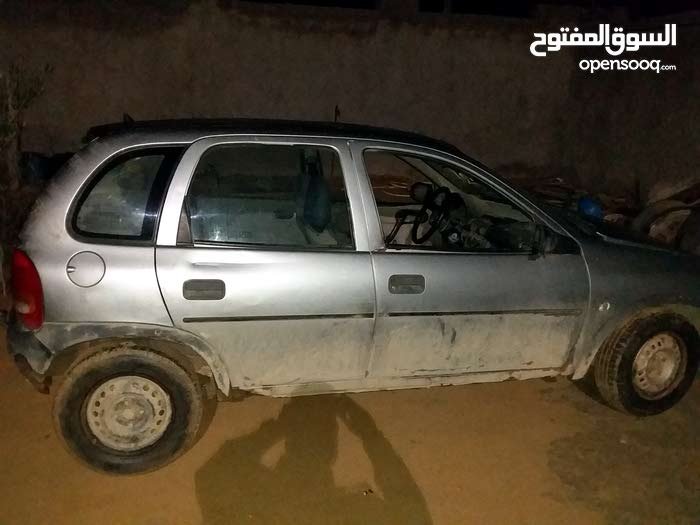 Opel Corsa car for sale 1999 in Al-Khums city