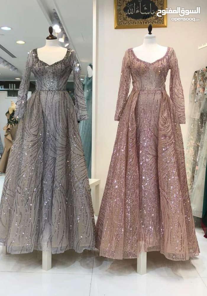اقوى العروض والخصومات لدى ام ميثا لفساتين الزفاف والسهرع