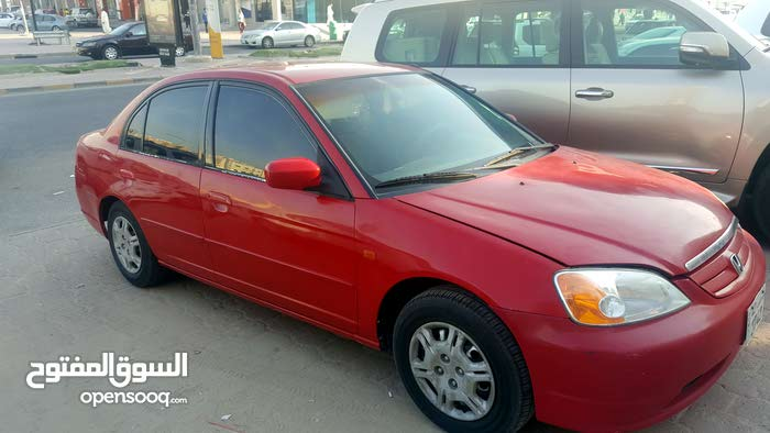 Honda Civic 2002 For Sale In Kuwait City