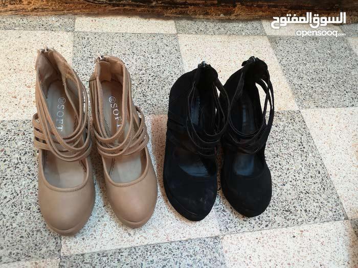 6 أحذية كعب مرتفع بسعر مغري