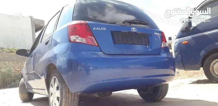 For sale Daewoo Kalos car in Tripoli