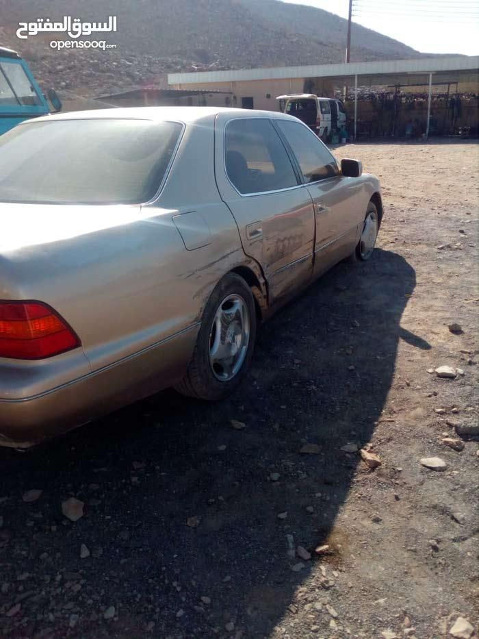 Lexus LS 1998 For sale - Beige color