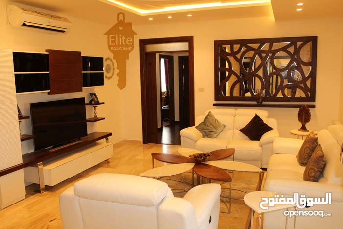 3 rooms  apartment for sale in Amman city Al Gardens