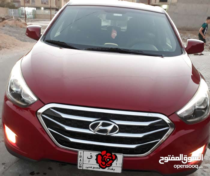 Hyundai Tuscani made in 2015 for sale