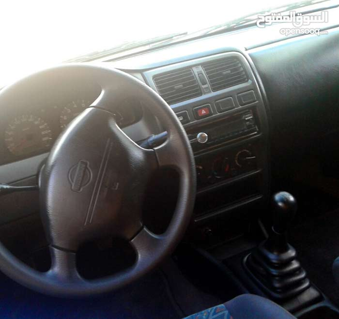 2000 Used Almera with Manual transmission is available for sale