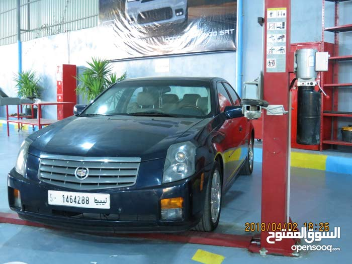 Cadillac CTS Used in Tripoli