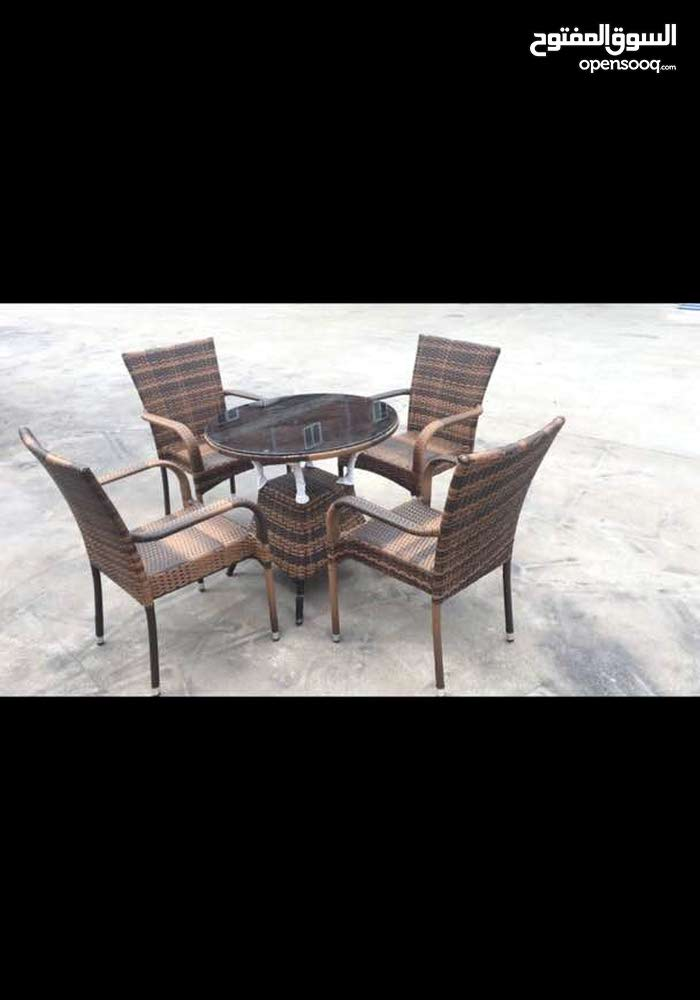 New Outdoor and Gardens Furniture with high-ends specs