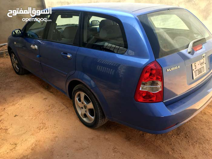 Manual Daewoo 2007 for sale - Used - Tripoli city