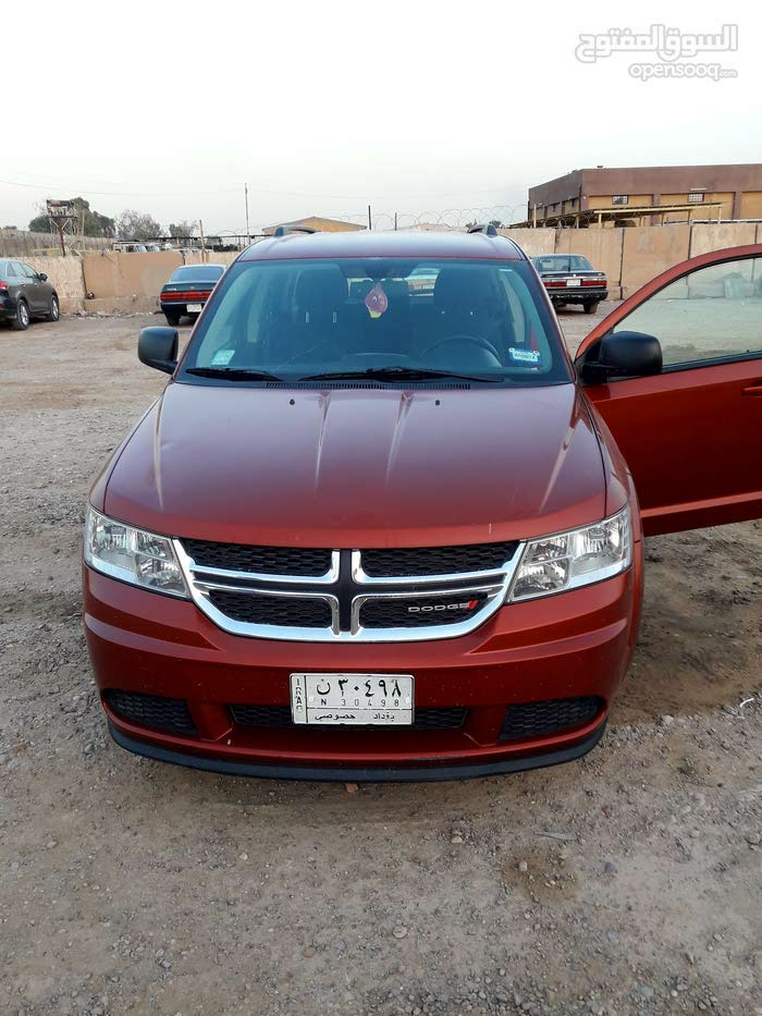 Dodge Journey car is available for sale, the car is in New condition