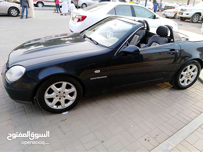 Mercedes Benz SLK 230 car for sale 1997 in Suwaiq city