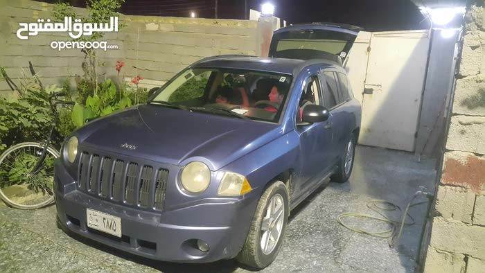 Best price! Jeep Compass 2007 for sale