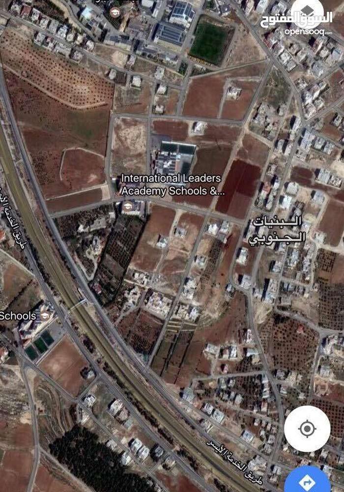 ارض للبيع حوض اللفتاوية مساحة دونم وخمسين متر