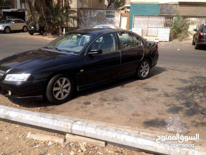 Automatic Black Chevrolet 2005 for sale