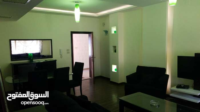 Second Floor  apartment for rent with 2 rooms - Amman city 7th Circle