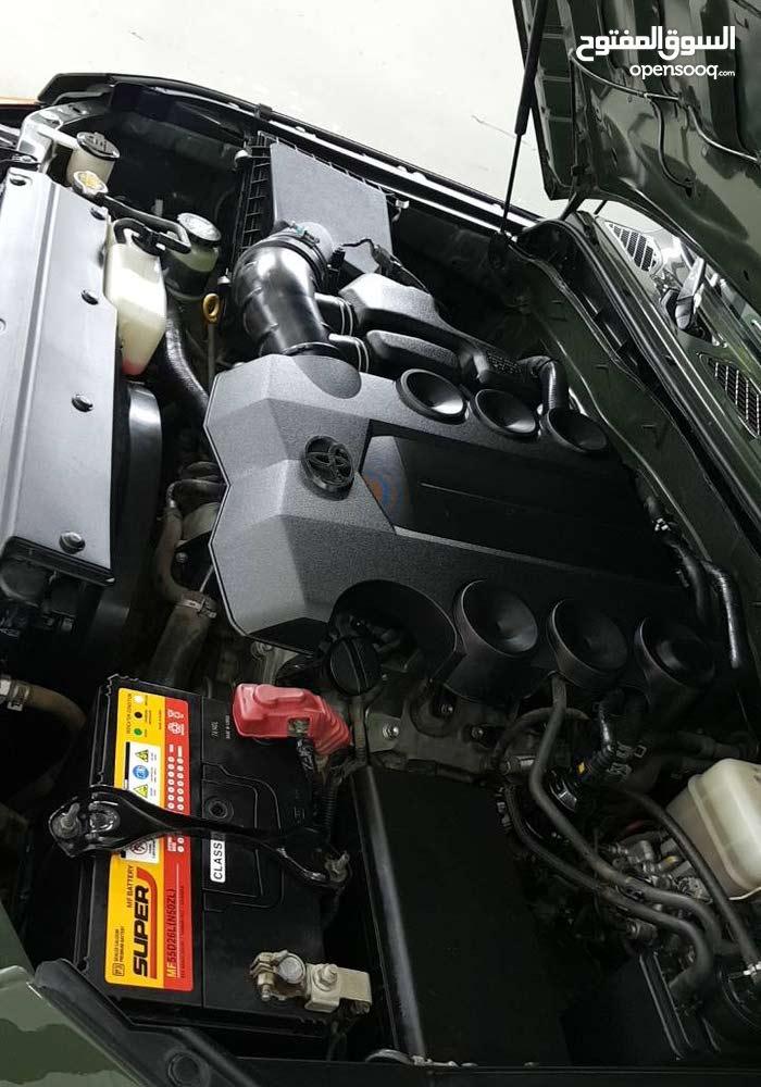 اف جي كروزر 2013 خليجي مكفولة السيارة نظيفة جدا