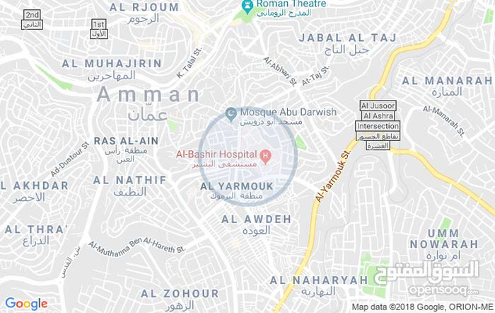 Al Ashrafyeh apartment for rent with 3 rooms